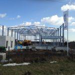 Budowanie hal magazynowych i budowa domów w województwie śląskim